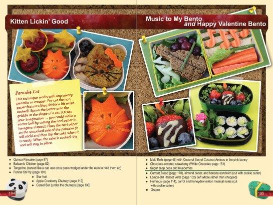 Bento sample page
