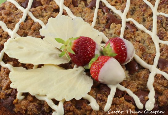 White Chocolate Leaves