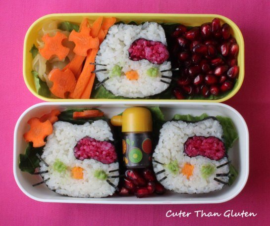Hello Kitty Maki