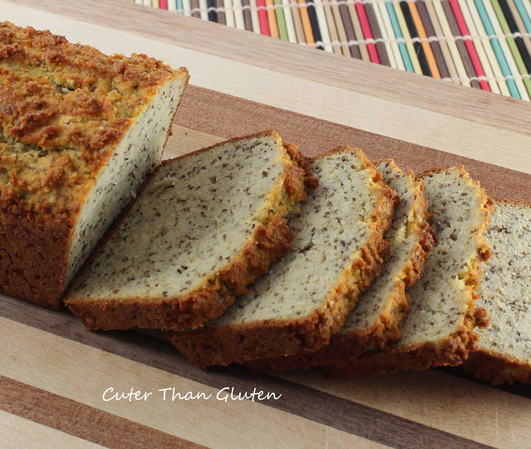 carrot cake gluten-free recipe