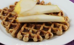 Grain-Free (Nut-Free) Waffles
